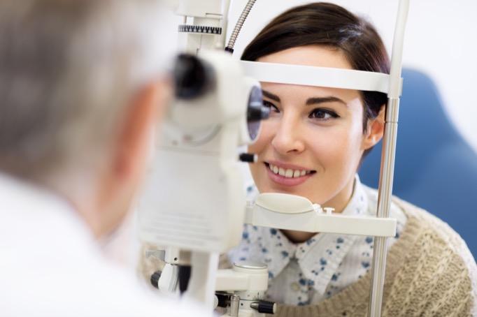 oftalmologista emergência