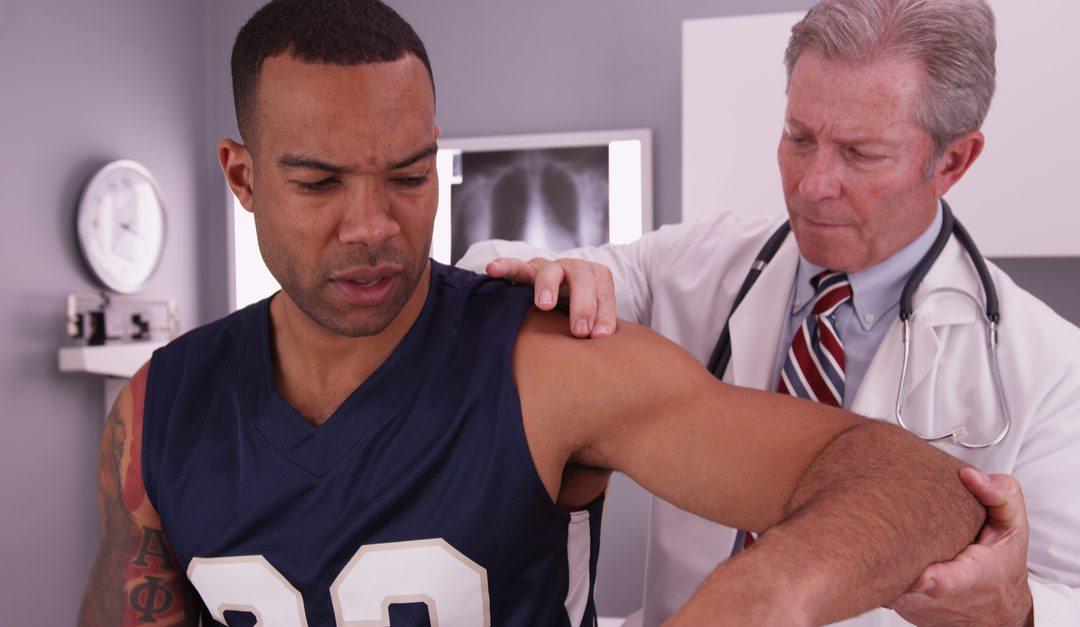 ortopedista especialista em ombro