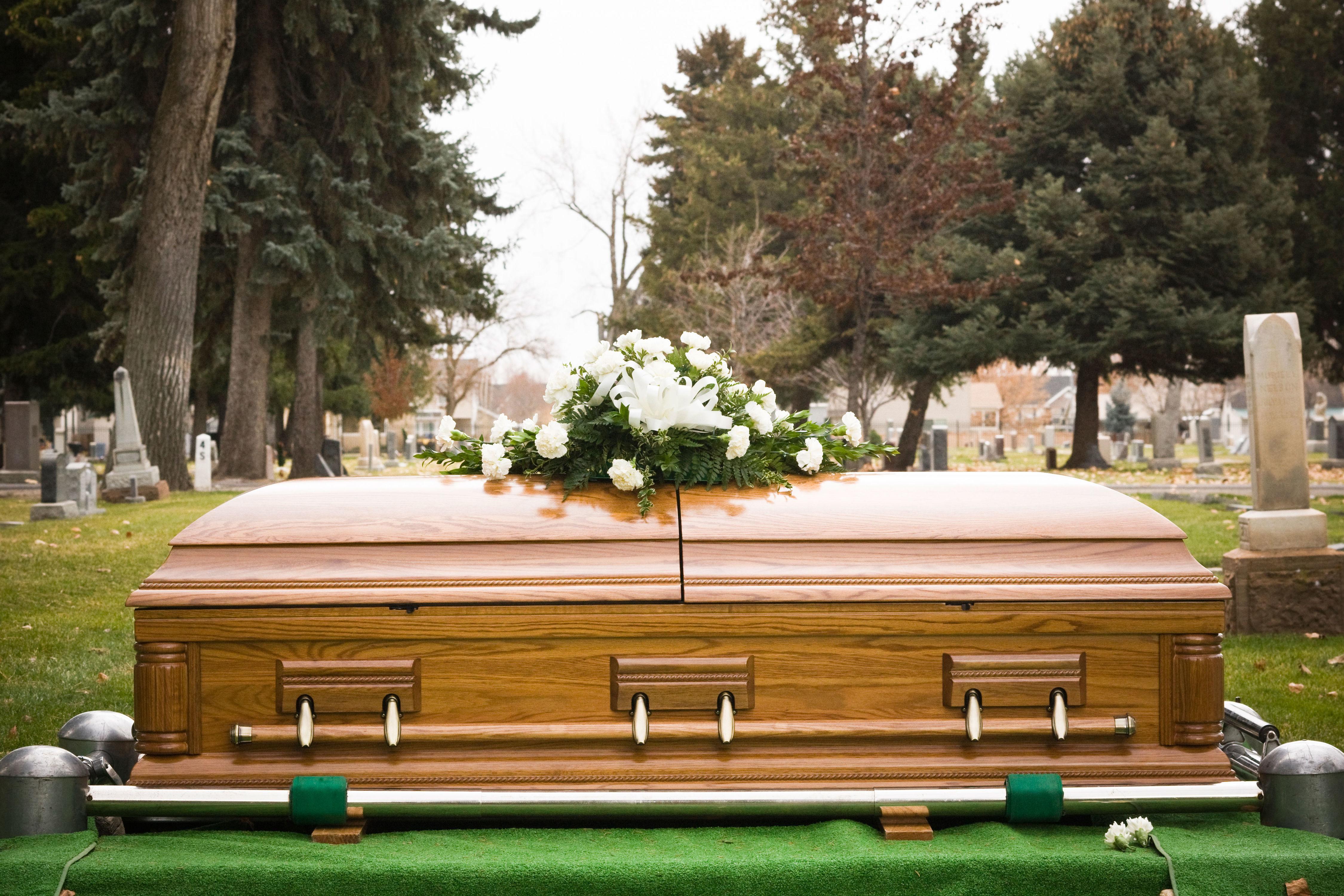 preço de um funeral