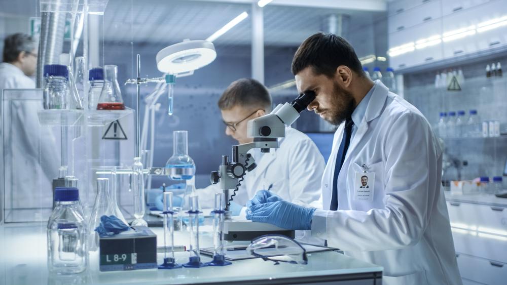 programa de desconto de laboratório