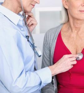 Consulta de cardiologia